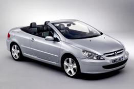 Peugeot 307(cabrio  B Automatic)